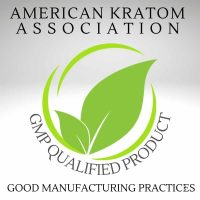Whole Earth Gifts American Kratom Association Certified Product Badge