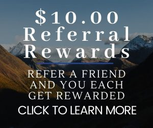 $10 Referral Rewards WholeEarthGifts.com