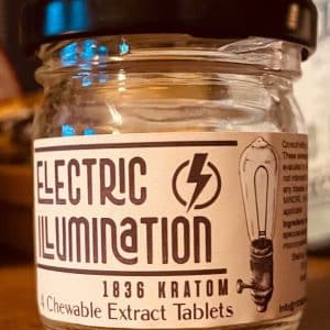 Whole Earth Gifts 1836 Kratom Electric Illumination