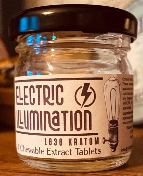 Whole Earth Gifts 1836 Kratom Electric Illumination