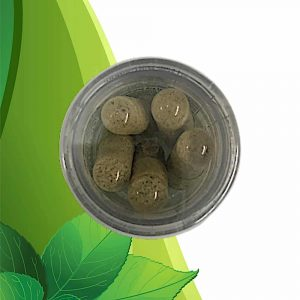 Zion Herbals Gold Reserve 5ct. Kratom Extract Capsules Bottom.jpg