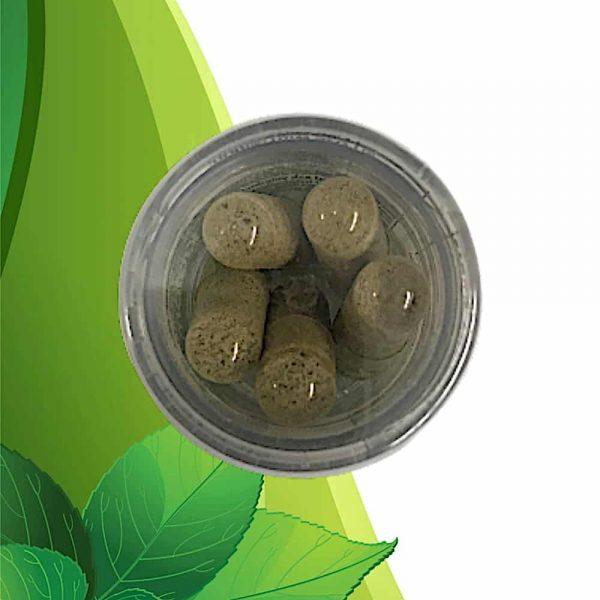 Zion Herbals Gold Reserve 5ct. Kratom Extract Capsules Bottom.jpg